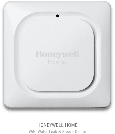 Honeywell Home, WiFi Water Leak & Freeze Detector